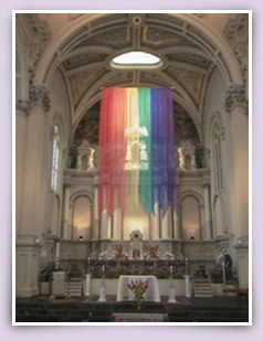 Gay Friendly church in Europe